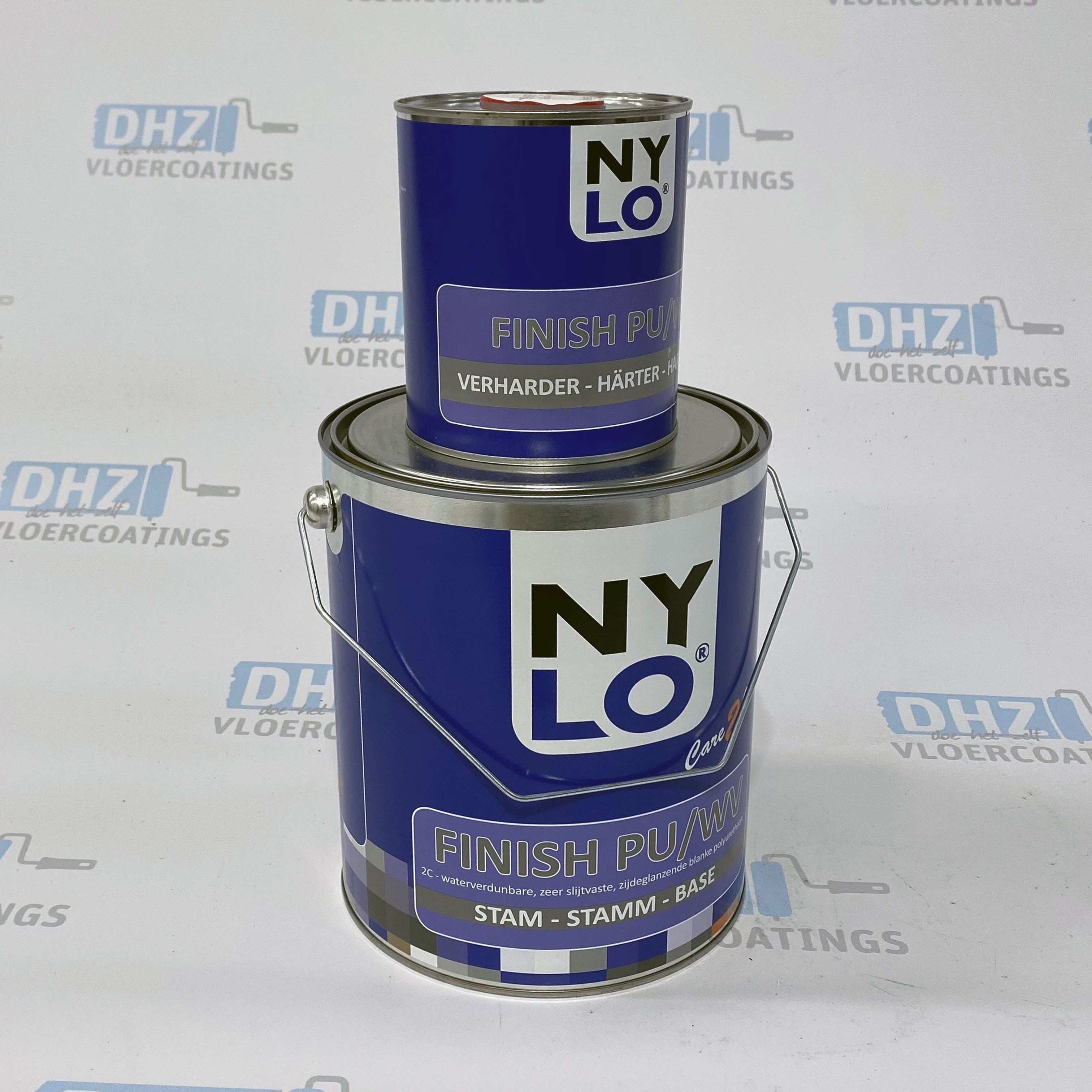 Nylo Finish PU/WV